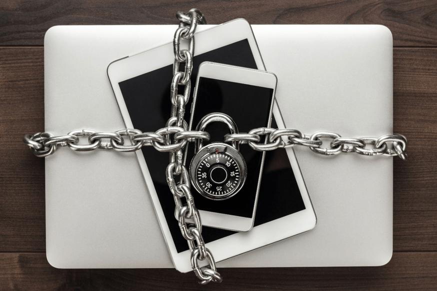 Digitalisierung im Mittelstand: Datenschutz spiet eine zentrale Rolle.